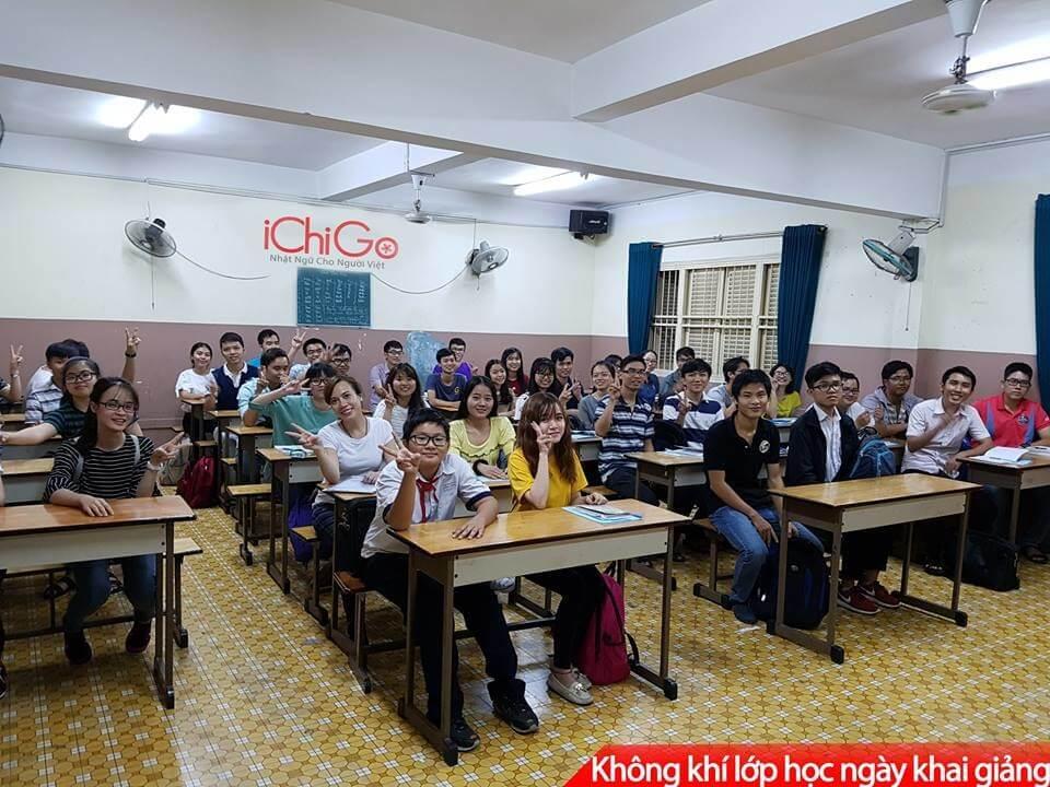 khai giảng lớp miễn phí