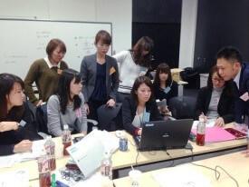 Hoạt động nhóm ở cơ quan Nhật Bản