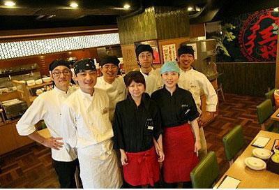 Làm thêm tại nhà hàng Nhật