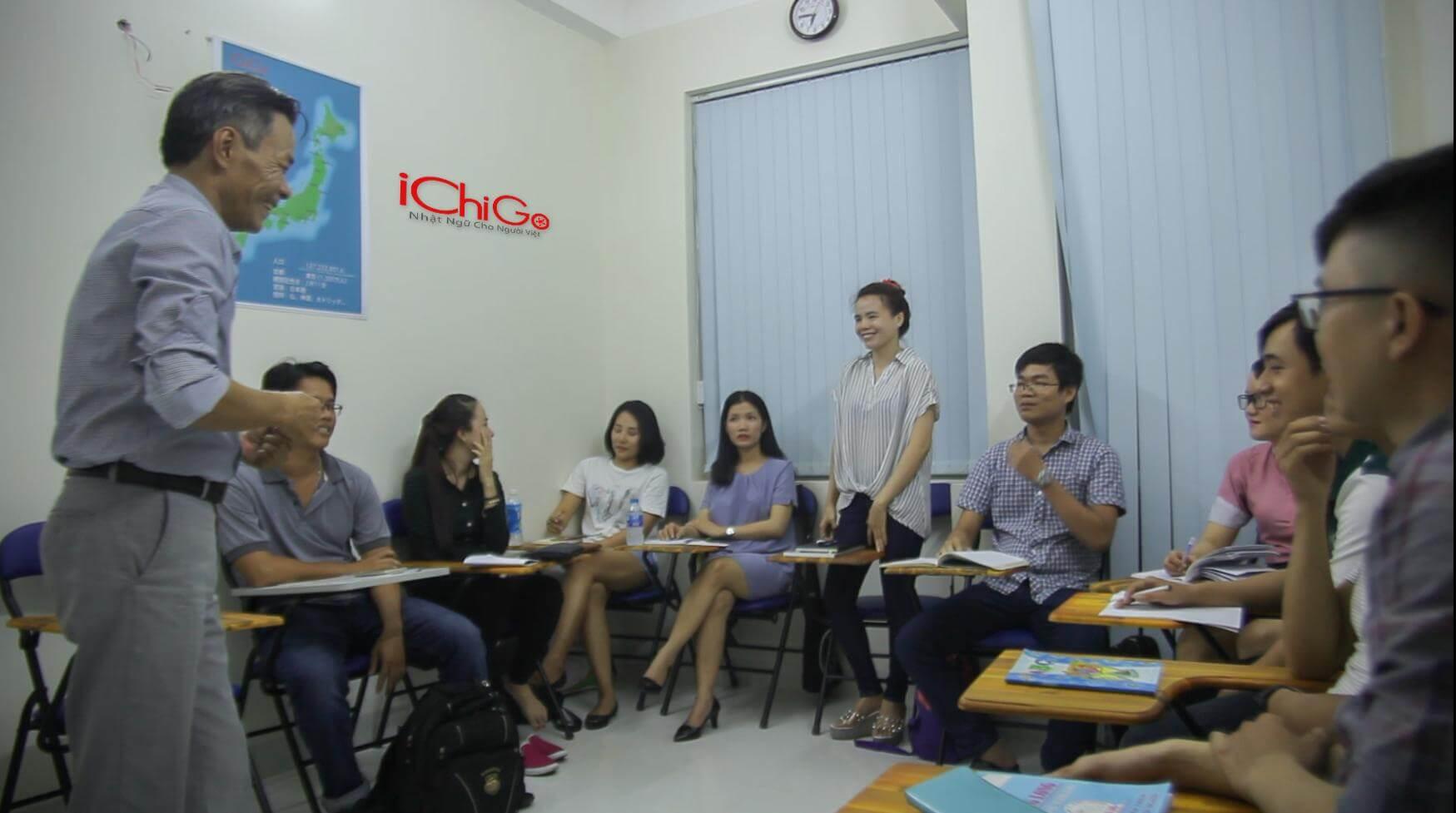 Lớp tiếng Nhật giao tiếp