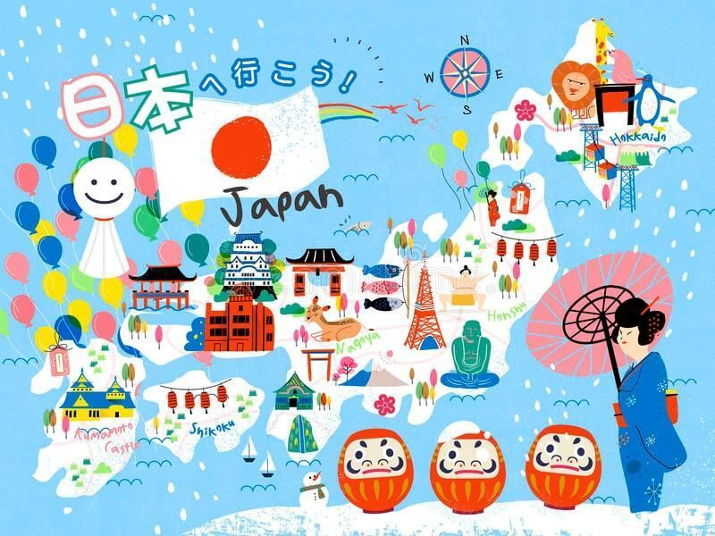 Nhật Bản là đất nước như thế nào